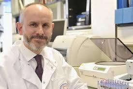 Профессор Marc Turner (Марк Тернер) из Эдинбургского университета